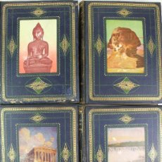 Libros antiguos: L-3608. LAS MARAVILLAS DEL MUNDO Y DEL HOMBRE. 4 TOMOS AÑOS VEINTE. EDITORIAL IBÉRICA.. Lote 103752363