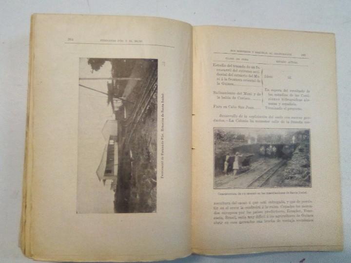 Libros antiguos: J. Bravo Carbonel: Fernando Póo y el Muni (1917) - Foto 7 - 102401407