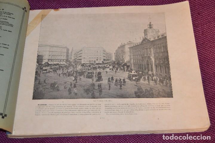 Libros antiguos: ANTIGUO LIBRO - VUELTA AL MUNDO - DE LA ESTACIÓN DEL MEDIODÍA A LA DEL NORTE VÍA SUEZ Y CHICAGO - Foto 8 - 104735339