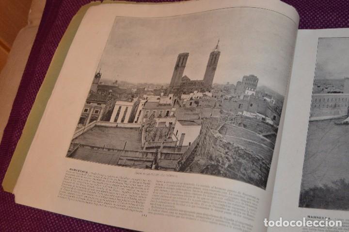 Libros antiguos: ANTIGUO LIBRO - VUELTA AL MUNDO - DE LA ESTACIÓN DEL MEDIODÍA A LA DEL NORTE VÍA SUEZ Y CHICAGO - Foto 11 - 104735339
