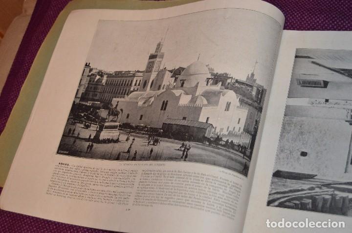 Libros antiguos: ANTIGUO LIBRO - VUELTA AL MUNDO - DE LA ESTACIÓN DEL MEDIODÍA A LA DEL NORTE VÍA SUEZ Y CHICAGO - Foto 12 - 104735339