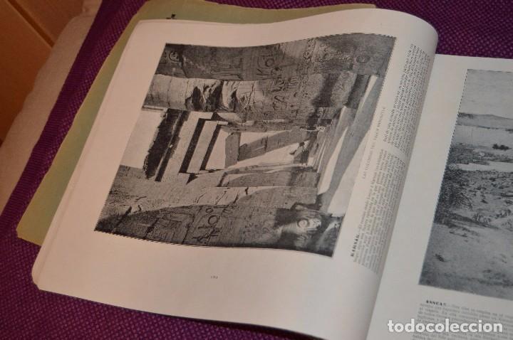 Libros antiguos: ANTIGUO LIBRO - VUELTA AL MUNDO - DE LA ESTACIÓN DEL MEDIODÍA A LA DEL NORTE VÍA SUEZ Y CHICAGO - Foto 16 - 104735339