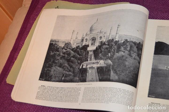 Libros antiguos: ANTIGUO LIBRO - VUELTA AL MUNDO - DE LA ESTACIÓN DEL MEDIODÍA A LA DEL NORTE VÍA SUEZ Y CHICAGO - Foto 18 - 104735339
