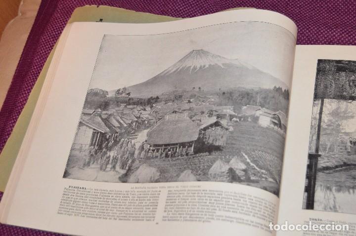 Libros antiguos: ANTIGUO LIBRO - VUELTA AL MUNDO - DE LA ESTACIÓN DEL MEDIODÍA A LA DEL NORTE VÍA SUEZ Y CHICAGO - Foto 20 - 104735339