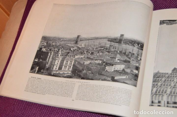 Libros antiguos: ANTIGUO LIBRO - VUELTA AL MUNDO - DE LA ESTACIÓN DEL MEDIODÍA A LA DEL NORTE VÍA SUEZ Y CHICAGO - Foto 21 - 104735339