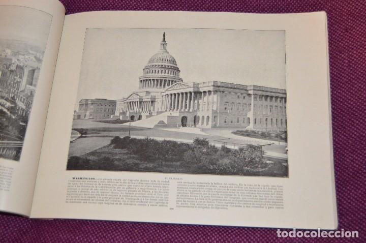 Libros antiguos: ANTIGUO LIBRO - VUELTA AL MUNDO - DE LA ESTACIÓN DEL MEDIODÍA A LA DEL NORTE VÍA SUEZ Y CHICAGO - Foto 22 - 104735339