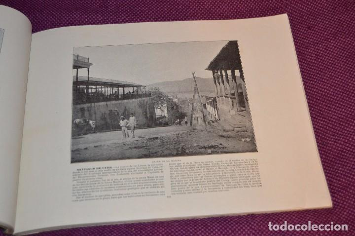 Libros antiguos: ANTIGUO LIBRO - VUELTA AL MUNDO - DE LA ESTACIÓN DEL MEDIODÍA A LA DEL NORTE VÍA SUEZ Y CHICAGO - Foto 24 - 104735339