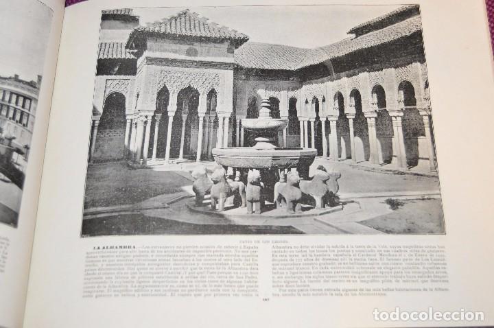 Libros antiguos: ANTIGUO LIBRO - VUELTA AL MUNDO - DE LA ESTACIÓN DEL MEDIODÍA A LA DEL NORTE VÍA SUEZ Y CHICAGO - Foto 29 - 104735339