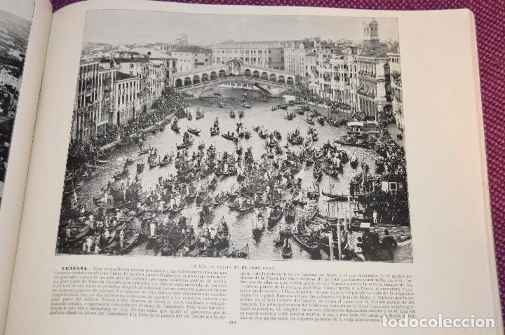 Libros antiguos: ANTIGUO LIBRO - VUELTA AL MUNDO - DE LA ESTACIÓN DEL MEDIODÍA A LA DEL NORTE VÍA SUEZ Y CHICAGO - Foto 34 - 104735339