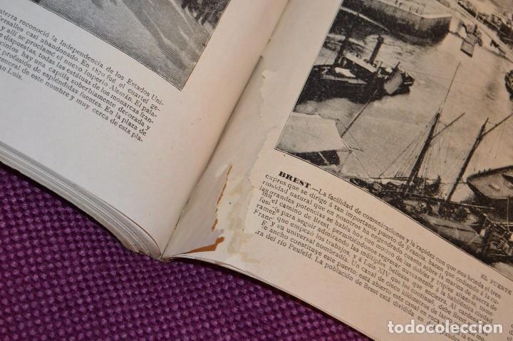 Libros antiguos: ANTIGUO LIBRO - VUELTA AL MUNDO - DE LA ESTACIÓN DEL MEDIODÍA A LA DEL NORTE VÍA SUEZ Y CHICAGO - Foto 37 - 104735339