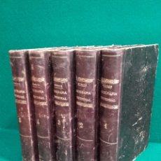 Libros antiguos: NOVÍSIMA GEOGRAFÍA UNIVERSAL, ONESIMO Y ELISEO REGLUS, TRADUCCIÓN Y PROLOGO DE VICENTE BLASCO IBAÑEZ. Lote 104858627