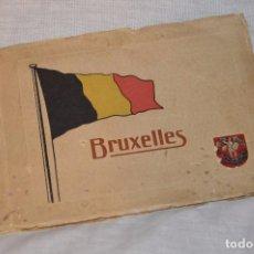 Libros antiguos: VINTAGE - ANTIGUO LIBRO - SERIE FOTOGRAFÍAS DE BRUSELAS - PRINCIPIO DE SIGLO - 1900 - PRECIOSO. Lote 105282787