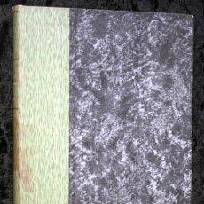 Libros antiguos: BUTLLETI DEL CENTRE EXCURSIONISTA DE CATALUNYA - 1920 - VOLUM XXX NÚMEROS 300 A 311 - FOTOGRAFIAS. Lote 107074407