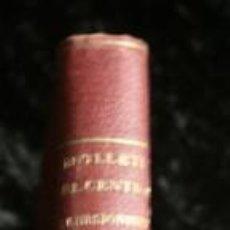 Libros antiguos: BUTLLETI DEL CENTRE EXCURSIONISTA DE CATALUNYA - 1910 - VOLUM XX , NÚMEROS 168 A 191. Lote 107202615
