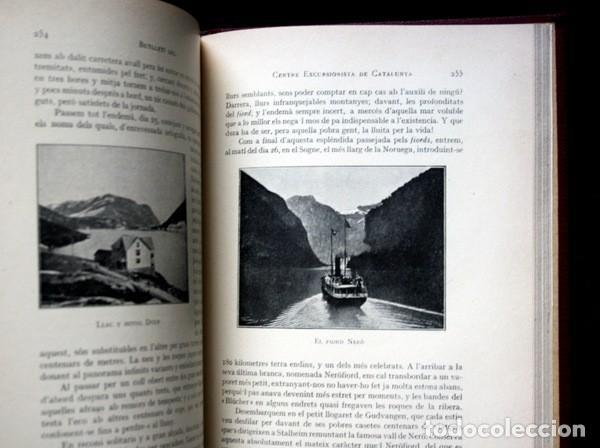 Libros antiguos: BUTLLETI DEL CENTRE EXCURSIONISTA DE CATALUNYA - 1910 - VOLUM XX , NÚMEROS 168 a 191 - Foto 8 - 107202615