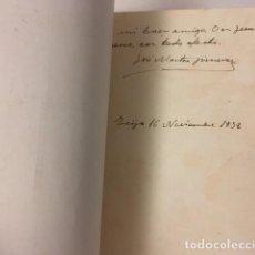 Libros antiguos: ÉCIJA, 1934. MONUMENTOS HISTÓRICOS Y ARTÍSTICOS DE LA CIUDAD DE ÉCIJA. GUÍA. (AUTÓGRAFO DEL AUTOR . Lote 107790371