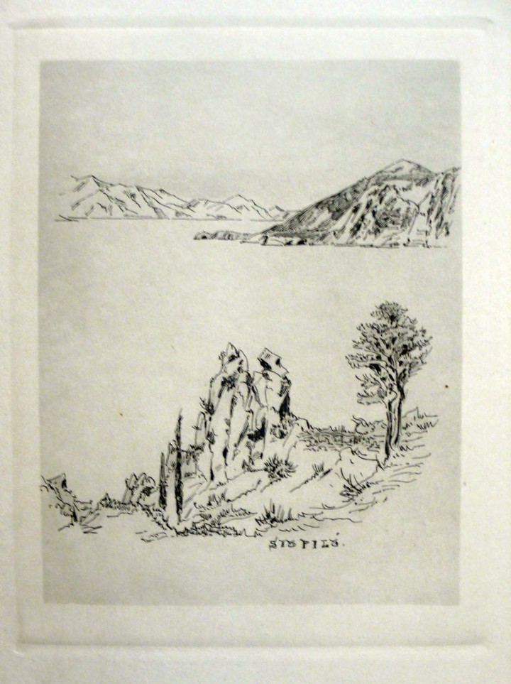 Libros antiguos: SOMMERTAGE AUF ITHAKA. - ERZHERZOG VON ÖSTERREICH, Ludwig Salvator. - Foto 3 - 109022943