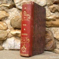 Libros antiguos: VIAJE DE ANACARSIS A LA GRECIA, TOMOS VII - VIII - IX, BIBLIOTECA LA ILUSTRACION 1847 . Lote 109240239
