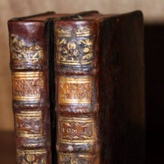 Libros antiguos: VOYAGE FAIT AUTOUR DU MONDE, PAR LE CAPITAINE WOODES ROGERS... OÙ IL EST TRAITÉ DES RICHESSES, DES F. Lote 109023248
