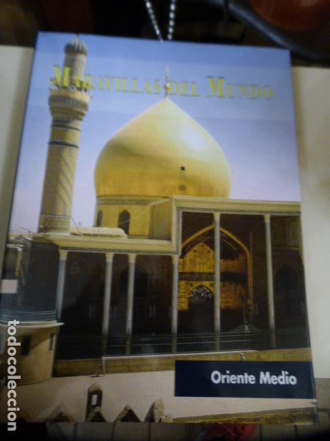 MARAVILLAS DEL MUNDO ORIENTE MEDIO, CULTURAL SA (Libros Antiguos, Raros y Curiosos - Geografía y Viajes)