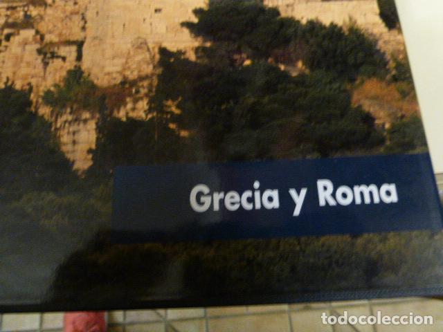 Libros antiguos: MARAVILLAS DEL MUNDO GRECIA Y ROMA - Foto 2 - 109543375
