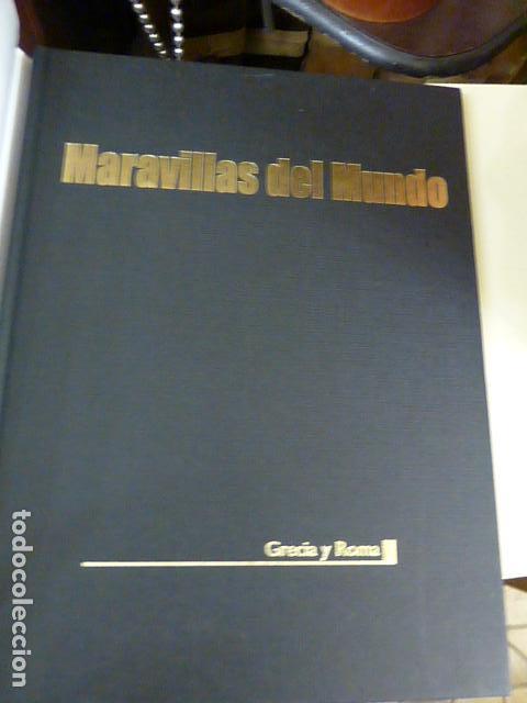 Libros antiguos: MARAVILLAS DEL MUNDO GRECIA Y ROMA - Foto 3 - 109543375