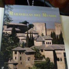 Libros antiguos: MARAVILLAS DEL MUNDO. ESPAÑA DE CULTURAL SA. Lote 109545499