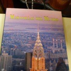 Libros antiguos: MARAVILLAS DEL MUNDO. AMERICA DEL NORTE DE CULTURAL SA. Lote 109545715