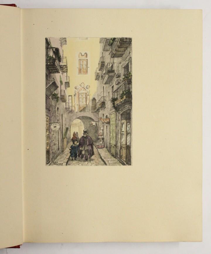 Libros antiguos: LA BARCELONA DELS NOSTRES AVIS. - ANGLADA, Lola. - Foto 3 - 109022739