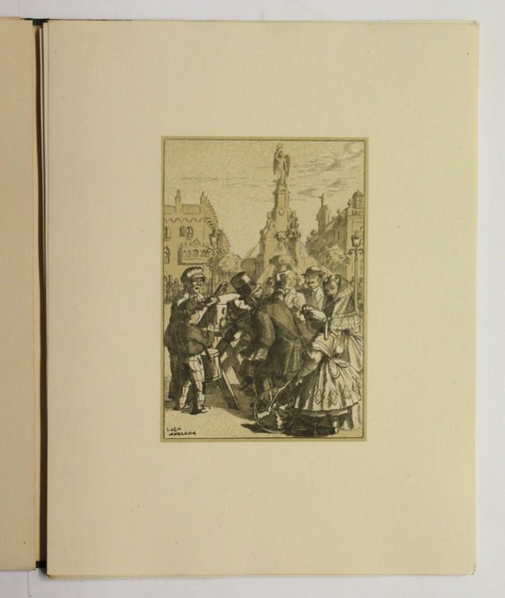 Libros antiguos: LA BARCELONA DELS NOSTRES AVIS. - ANGLADA, Lola. - Foto 4 - 109022739