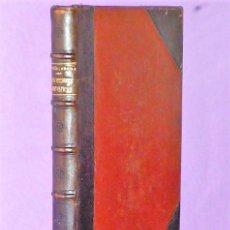 Libros antiguos: TEORÍA GENERAL DE LAS PROYECCIONES GEOGRÁFICAS Y SU APLICACIÓN A LA FORMACIÓN DE UN MAPA…... Lote 110737751