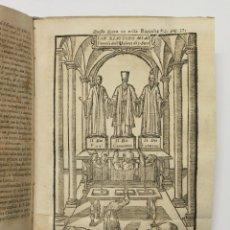Libros antiguos: MEMORIE ISTORICHE DELLA CONTROVERSIA DE' CULTI CHINESI... THIBERGE, LOUIS. 1700.. Lote 109023411