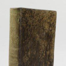 Libros antiguos: LA GEOGRAFIA PINTORESCA, 1844, ADRIANO BALBI, MALTE-BRUN, 2 VOL EN UNO, MADRID, BARCELONA. 17,5X26CM. Lote 111868295