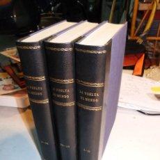 Alte Bücher - La Vuelta al mundo de la Impr. Gaspar y Roig, editado en Madrid 1864. - 111919667