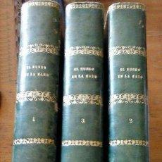Libros antiguos: EL MUNDO EN LA MANO. AÑO 1878.. Lote 112138411
