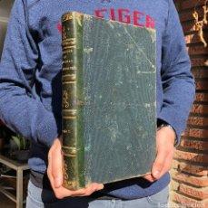 Libros antiguos: 1867 FOLIO - GEOGRAFÍA - HISTORIA - MAPAS - GRABADOS. Lote 112218247