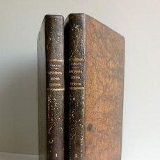 Livres anciens: CARTOGRAFÍA HISPANO-CIENTÍFICA O SEA LOS MAPAS ESPAÑOLES (1852) TOMOS I Y II. Lote 112321699
