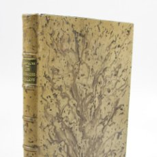 Libros antiguos: LES PAYSAGES CATALANS, 1929, MARCEL CHEVALIER, LIBRAIRIE ALBERT BLANCHARD, PARIS. 16X23CM. Lote 113053523