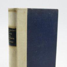 Libros antiguos: RECORTS D'UN EXCURSIONISTA, C.BOSCH DE LA TRINXERIA, 1887, BARCELONA. 13X19,5CM. Lote 113647659