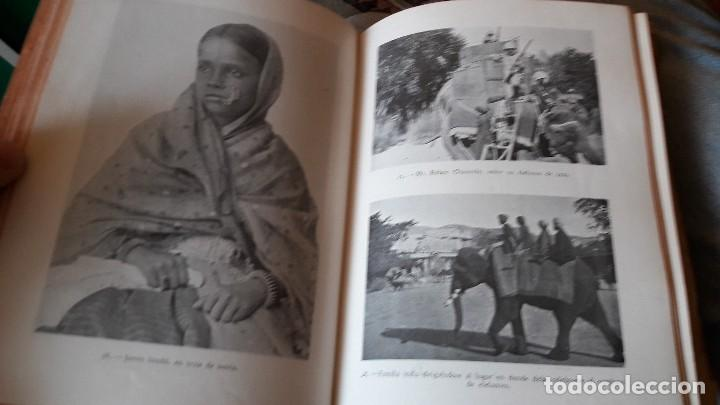 Libros antiguos: La India Misteriosa - Rajahs, Brahmanes y Fakires - Robert Chauvelot - Foto 4 - 113899031