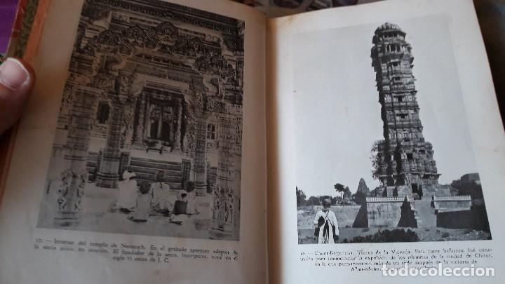 Libros antiguos: La India Misteriosa - Rajahs, Brahmanes y Fakires - Robert Chauvelot - Foto 5 - 113899031