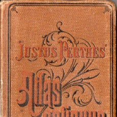Libros antiguos: JUSTUS PERTHES : ATLAS ANTIQUUS (C. 1920). Lote 114751151