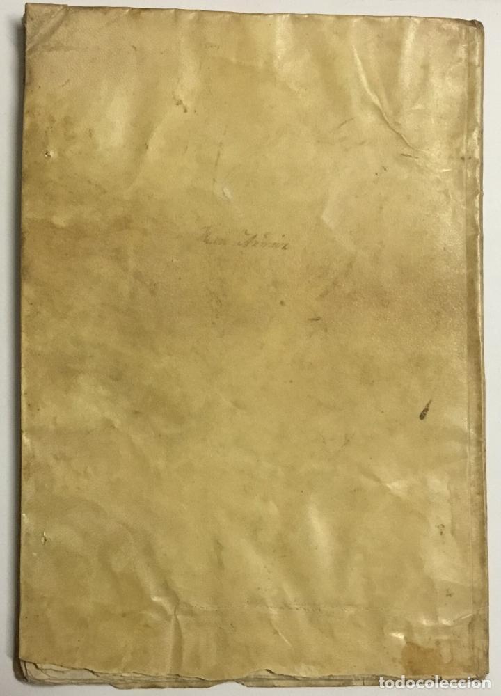 Libros antiguos: DOÑA EUGENIA DE HARO. ESCRITURA DE IMPOSICION DE CENSO DE... - [Manuscrito.] Madrid, 1683. - Foto 6 - 114799478