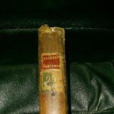 Libros antiguos: EL VIAJERO UNIVERSAL O NOTICIA DEL MUNDO ANTIGUO Y NUEVO TOMO XXVIII. Lote 116166547