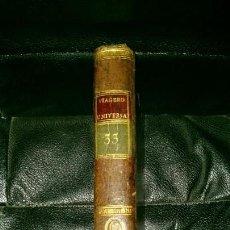 Libros antiguos: EL VIAJERO UNIVERSAL O NOTICIA DEL MUNDO ANTIGUO Y NUEVO TOMO XXXIII. Lote 116169303