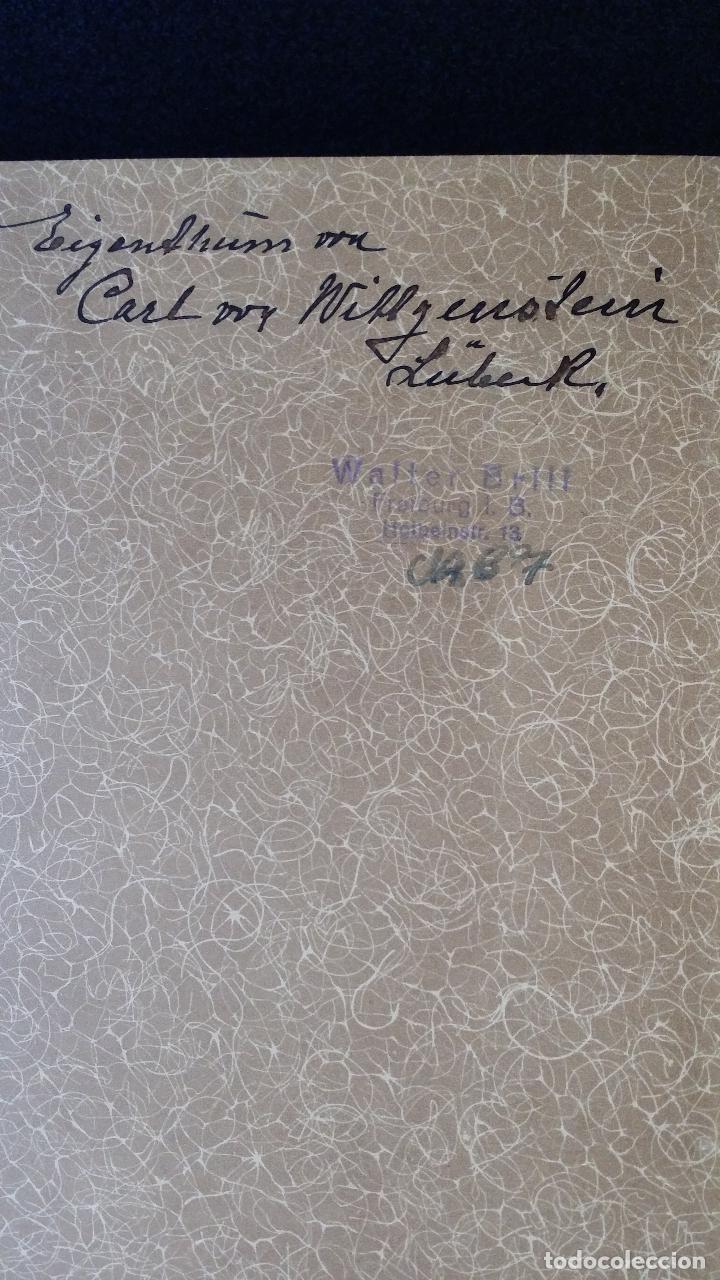 Libros antiguos: firmado por C. WITTGENSTEIN / Otto Sverdrup, NEUES LAND, 1903, 1ª edición / / Expedición ARTICO / - Foto 5 - 116789399