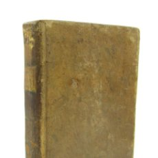 Libros antiguos: DISSERTATION SUR LES BASQUES, CHINIAC DE LABASTIDE, 1786, PARIS. 13,5X20CM PAÍS VASCO. Lote 117183671