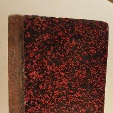 Libros antiguos: LIGA (LA) DE AVILA. NOVELA DEL TIEMPO DE LAS COMUNIDADES DE CASTILLA. Lote 117198326
