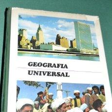 Libros antiguos: GEOGRAFÍA UNIVERSAL - EDITORIAL BRUGUERA - COLECCIÓN CULTURA. Lote 117329503