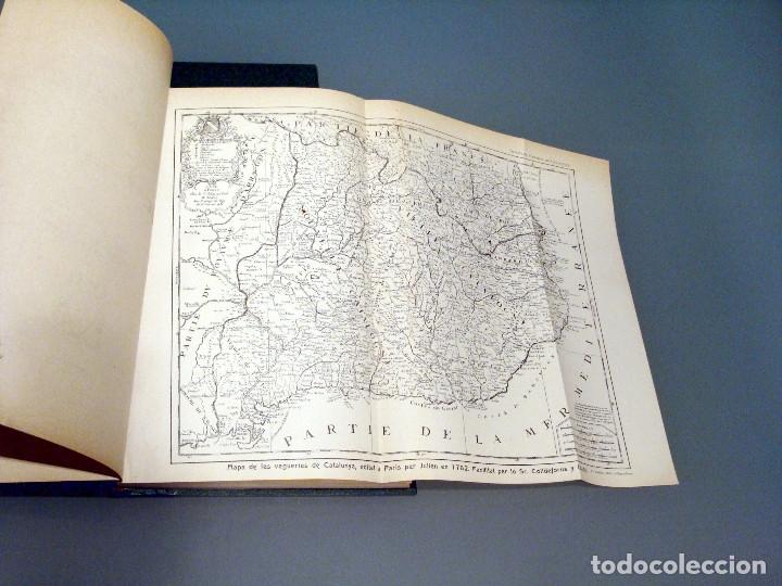 Libros antiguos: GEOGRAFIA GENERAL DE CATALUNYA PROVINCIA DE LLEIDA 2 VOL. FRANCESC CARRERAS CANDI Y CELERI ROCAFORT - Foto 9 - 56926006